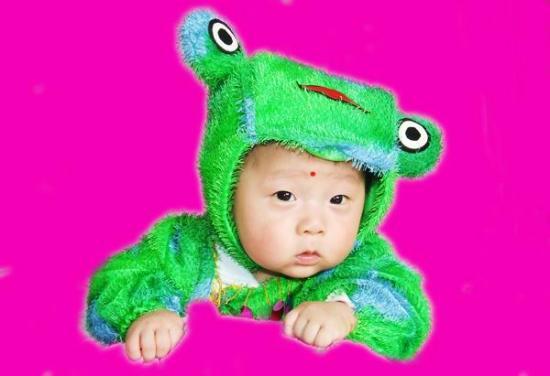 我是青蛙王子