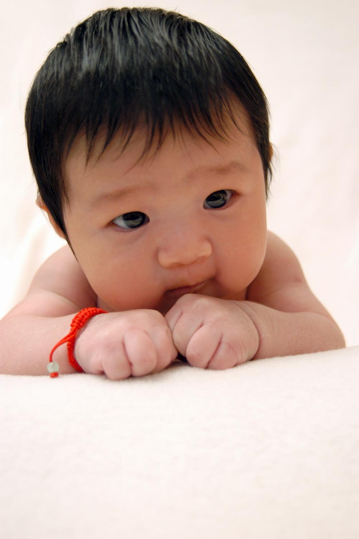 1楼 主题:【可爱宝宝pose秀】大眼宝宝佳航来了 可爱