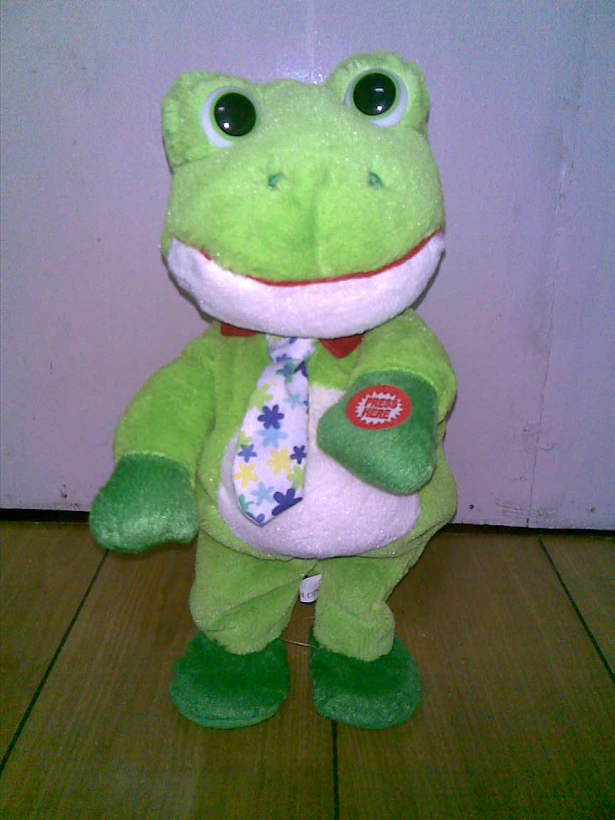 秀秀我的青蛙王子